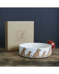Sweet William Dog Bowl Cocker Spaniel Golden