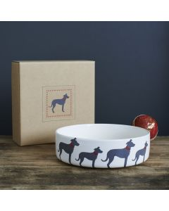 Sweet William Dog Bowl Lurcher