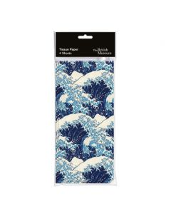 Museums and Galleries The British Museum Tissue Paper The Great Wave