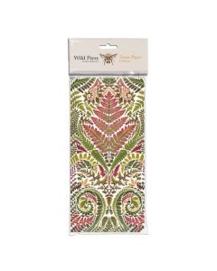 Museums and Galleries The Wild Press Tissue Paper Pteridomania (Fern Fever)