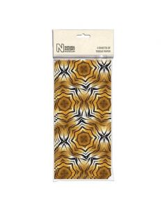 Museums and Galleries Natural History Museum Tissue Paper Tiger Print