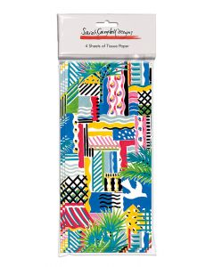 Museums and Galleries Sarah Campbell Tissue Paper Cote D Azur